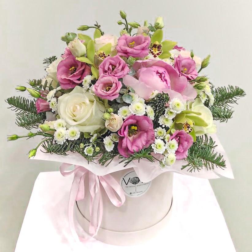 09648acd 9296 4a4a bb75 bf72e916d4bd 2 - Букет квітів № 125