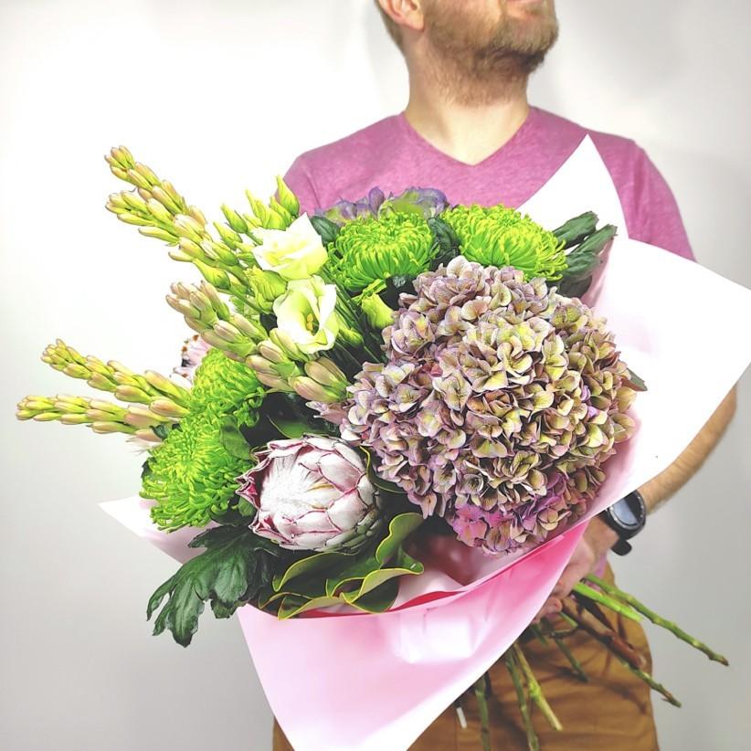 22 36.010 - Букет квітів № 125
