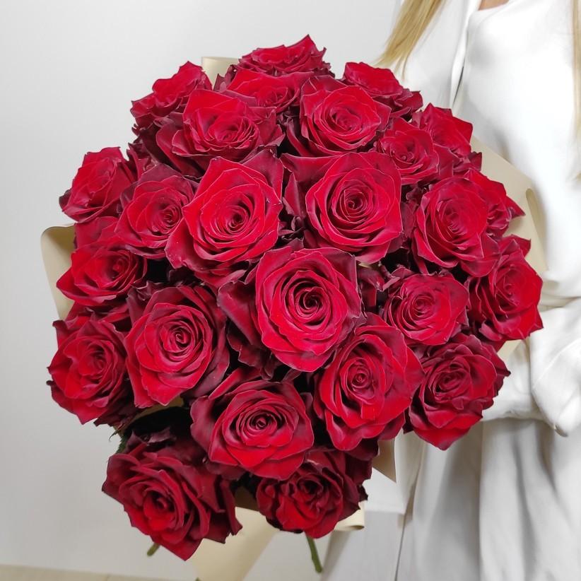img 20201031 162148 1 - Троянда червоного кольору 70 - 90 см
