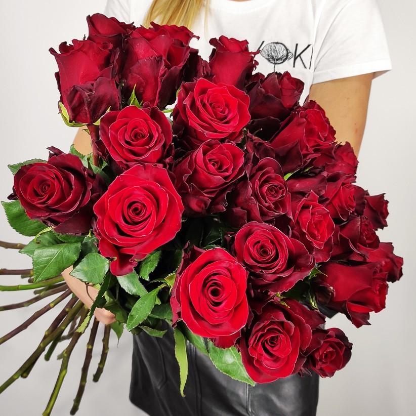 img 20201108 142705 - Троянди червоні 70 см Еквадор