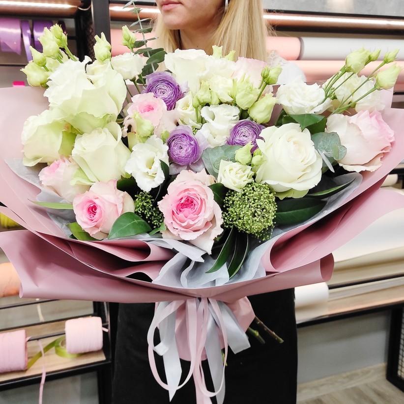 img 20201129 160925 - Букет цветов № 119