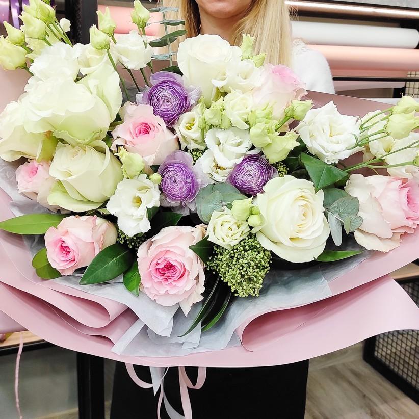 img 20201129 160942 - Букет цветов № 119