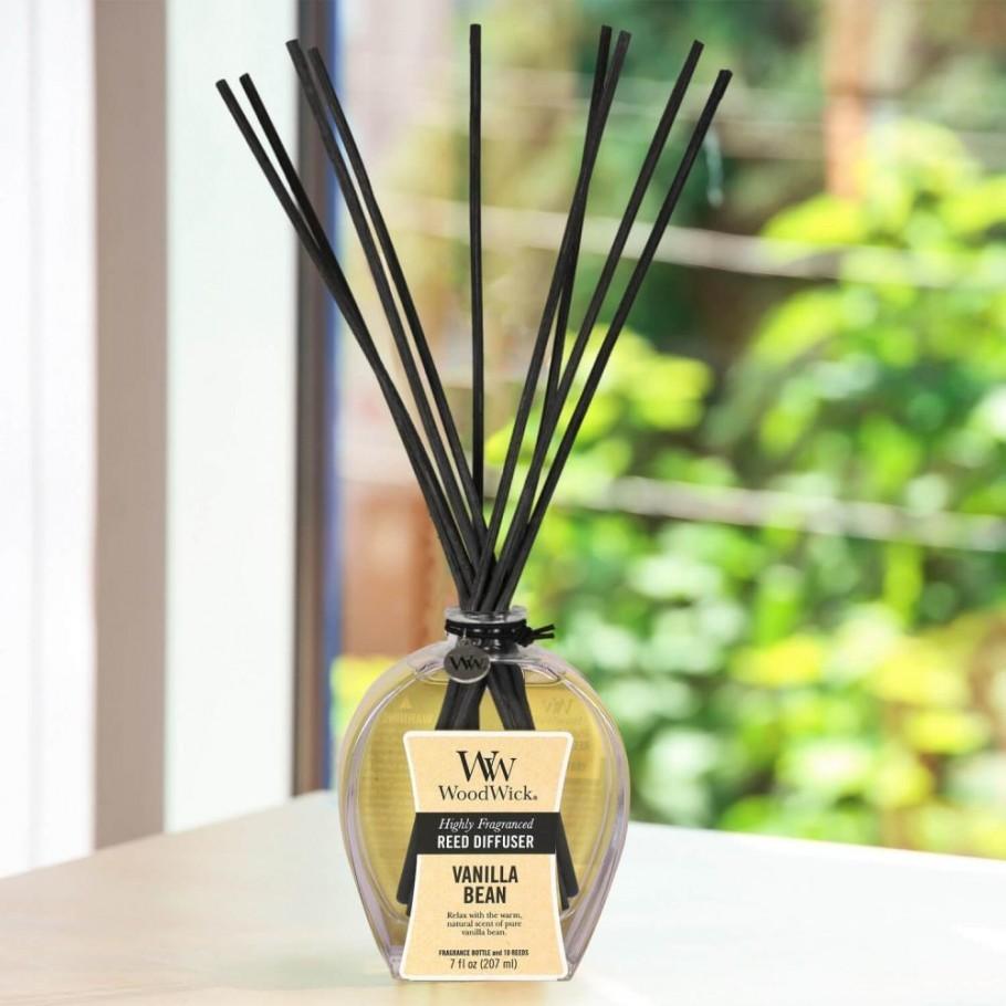 aromadiffuser vanilla bean woodwick.jpg 910x910 1 - Аромадифузор Woodwick Vanilla Bean 89мл