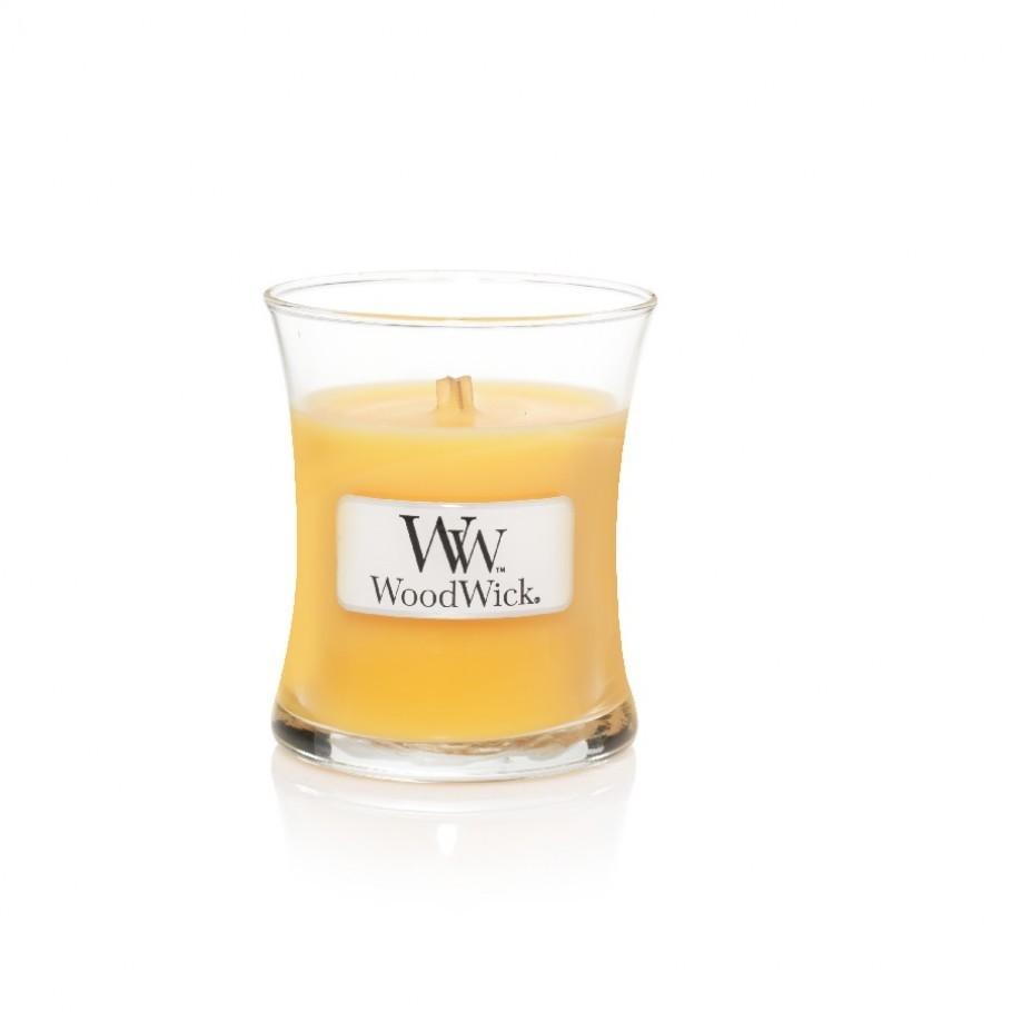 aromaticheskaya svecha seaside mimosa mini jar woodwick 910x910 1 - Ароматическая свеча Woodwick Mini Seaside Mimosa 85г