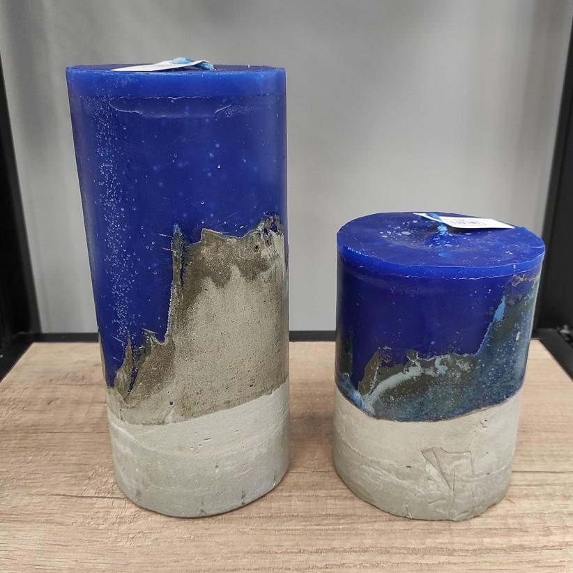 img 20201116 102650 - Свечи лофт с бетонным основанием