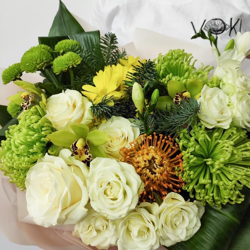 img 20201129 115149 - Букет квітів № 122