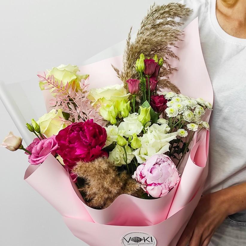 img 20201129 115346 - Букет квітів № 124