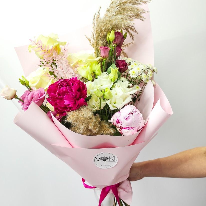 img 20201129 115459 - Букет квітів № 124