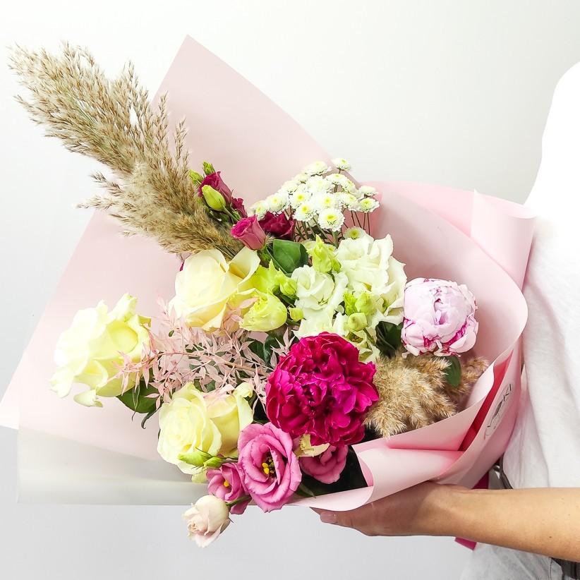 img 20201129 115618 - Букет квітів № 124