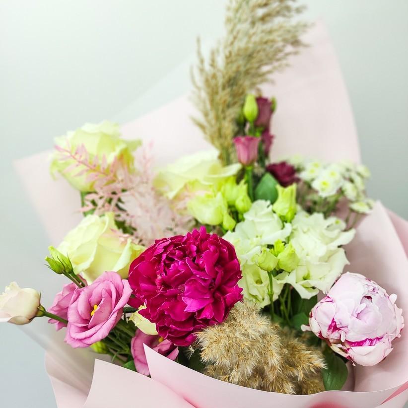 img 20201129 115706 - Букет квітів № 124