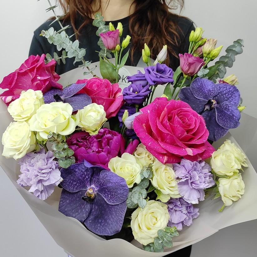 img 20201129 120022 - Букет цветов № 123