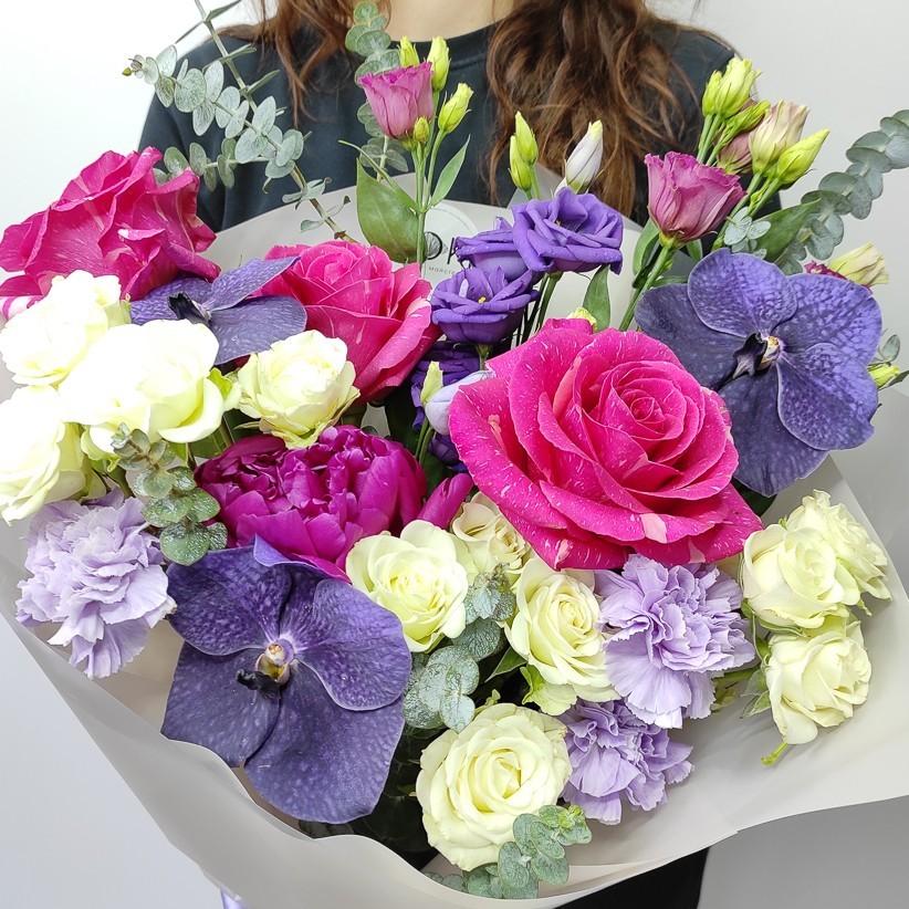 img 20201129 120028 - Букет цветов № 123