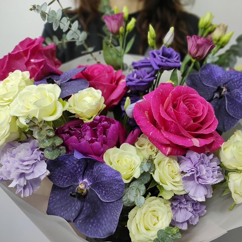 img 20201129 120039 - Букет цветов № 123