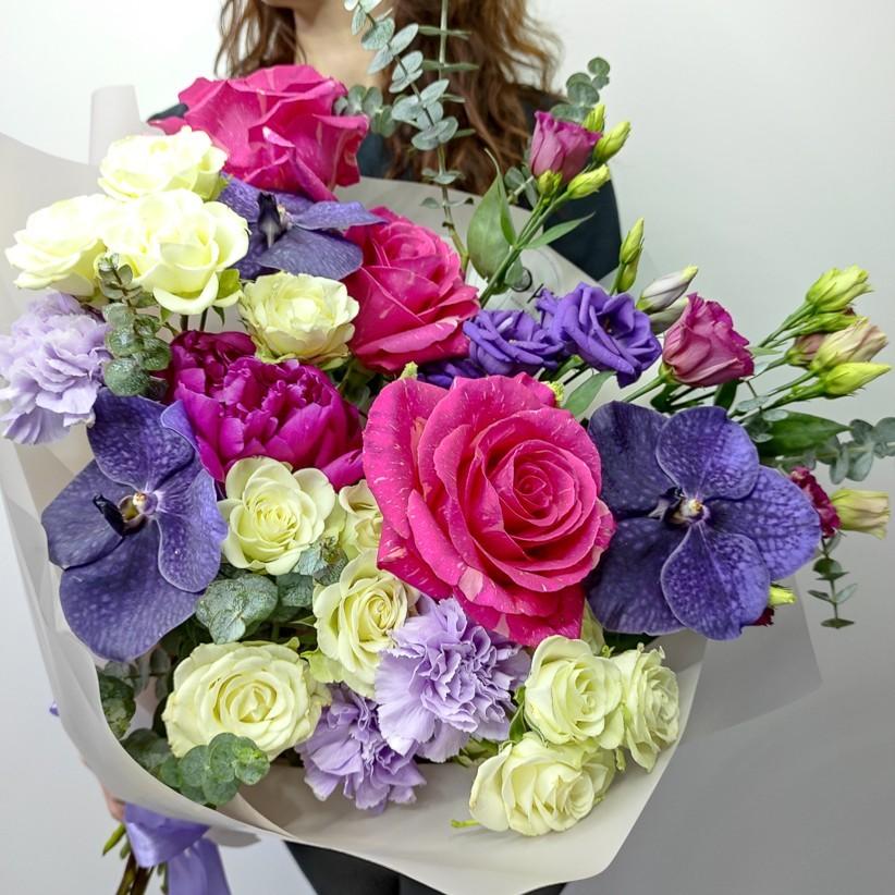 img 20201129 120123 - Букет цветов № 123