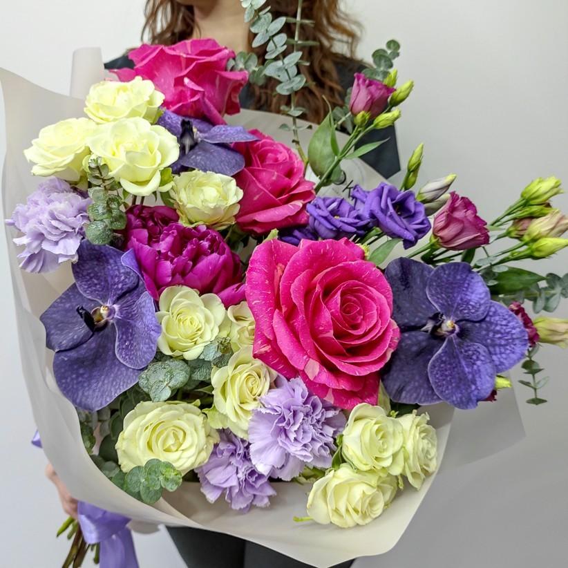 img 20201129 120131 - Букет цветов № 123
