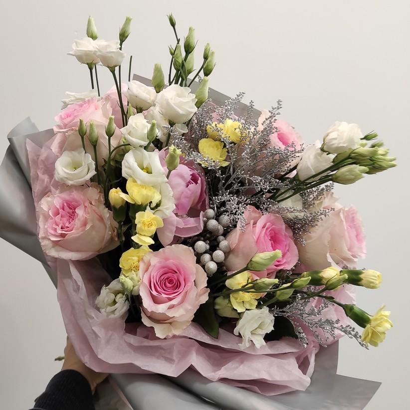 img 20201130 193852 - Букет квітів № 125