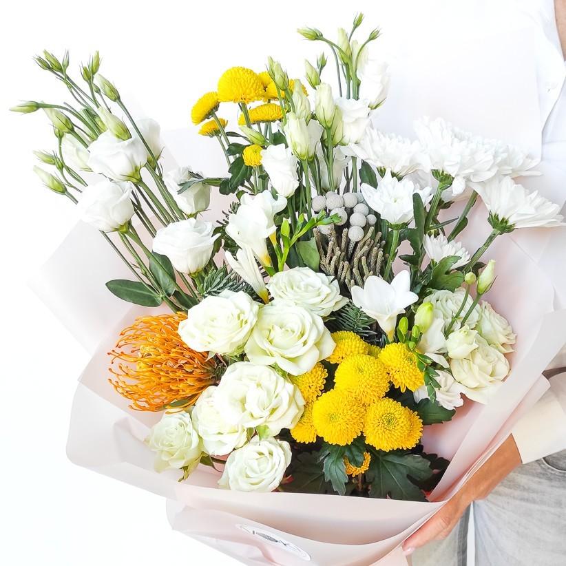 img 20201206 110358 - Букет цветов № 126