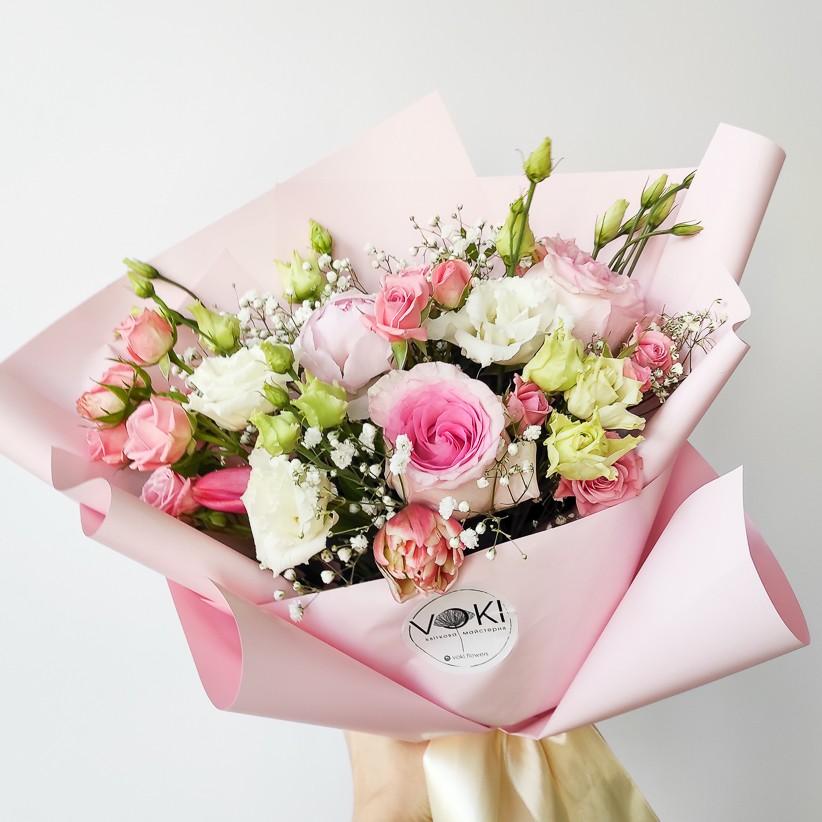 img 20201208 135640 - Букет цветов № 127
