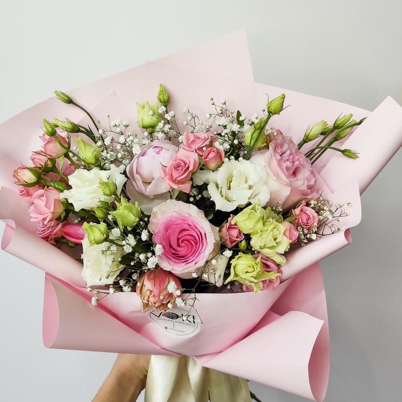 img 20201208 135655 - Букет цветов № 127