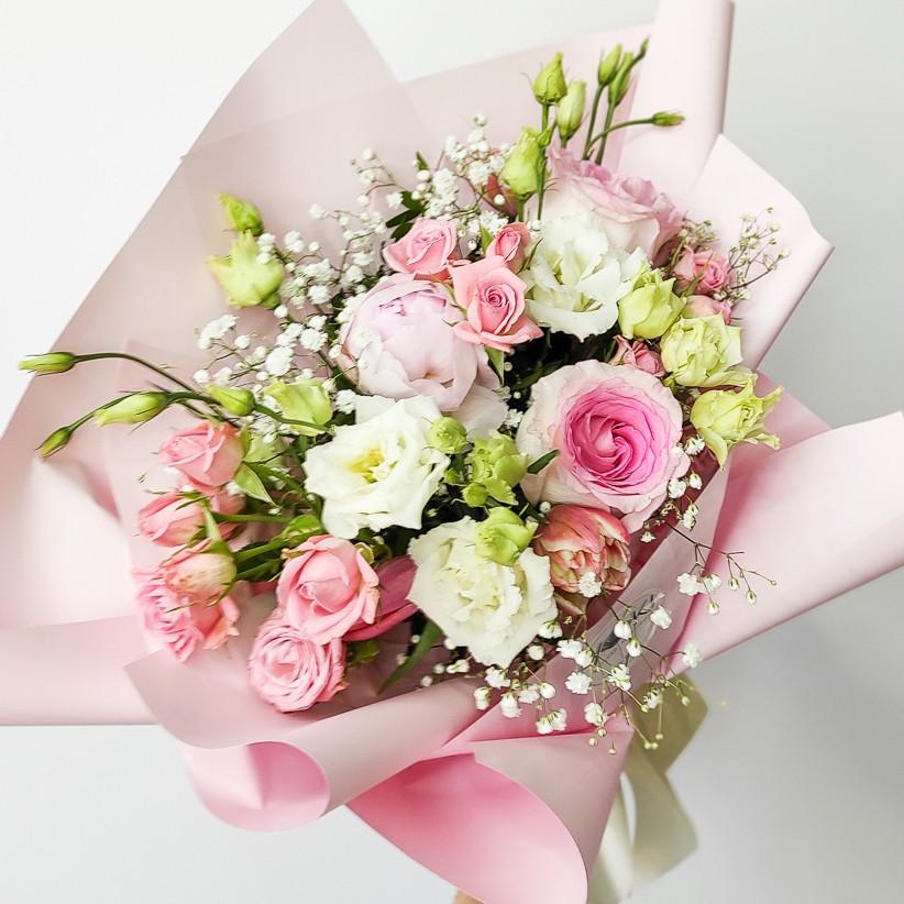 img 20201208 135831 - Букет цветов № 127