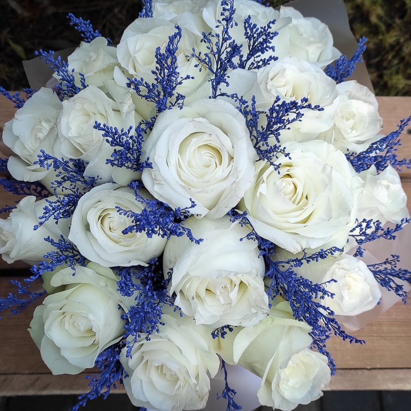 img 20201225 102524 - Розы в коробке  № 1019