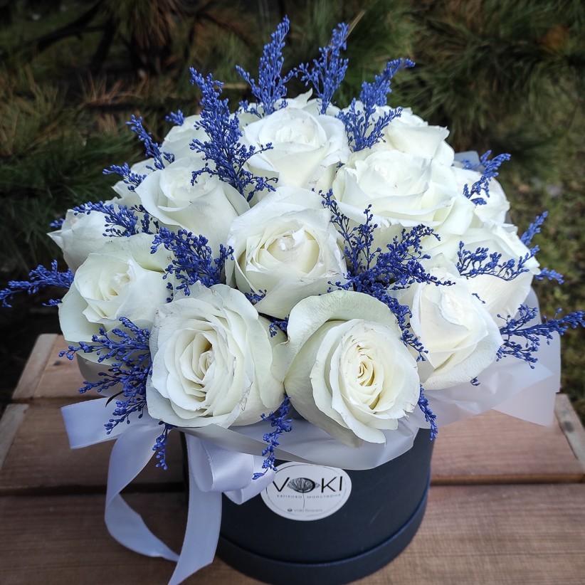 img 20201225 102644 - Букет цветов № 133