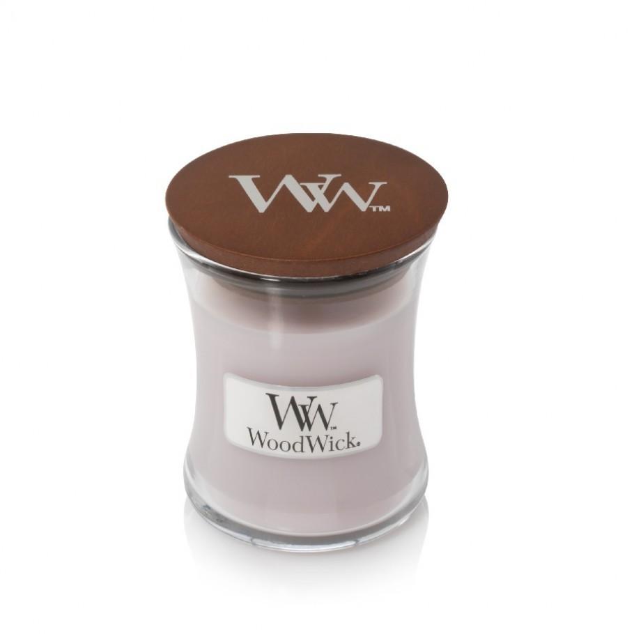 aromaticheskaya svecha wild violet mini jar woodwick 1 910x910 1 - Ароматична свічка Mini Wild Violet 85 г