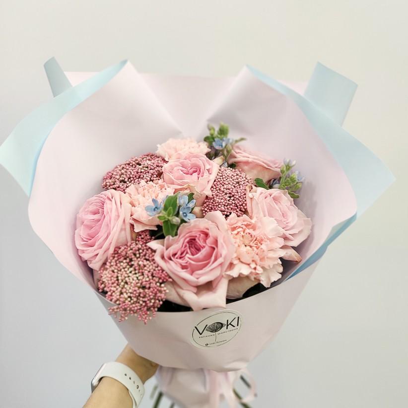 img 20210126 091621 - Букет цветов № 133