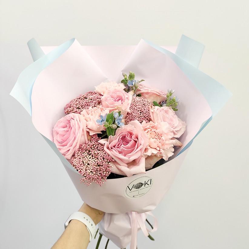 img 20210126 091718 - Букет цветов № 133