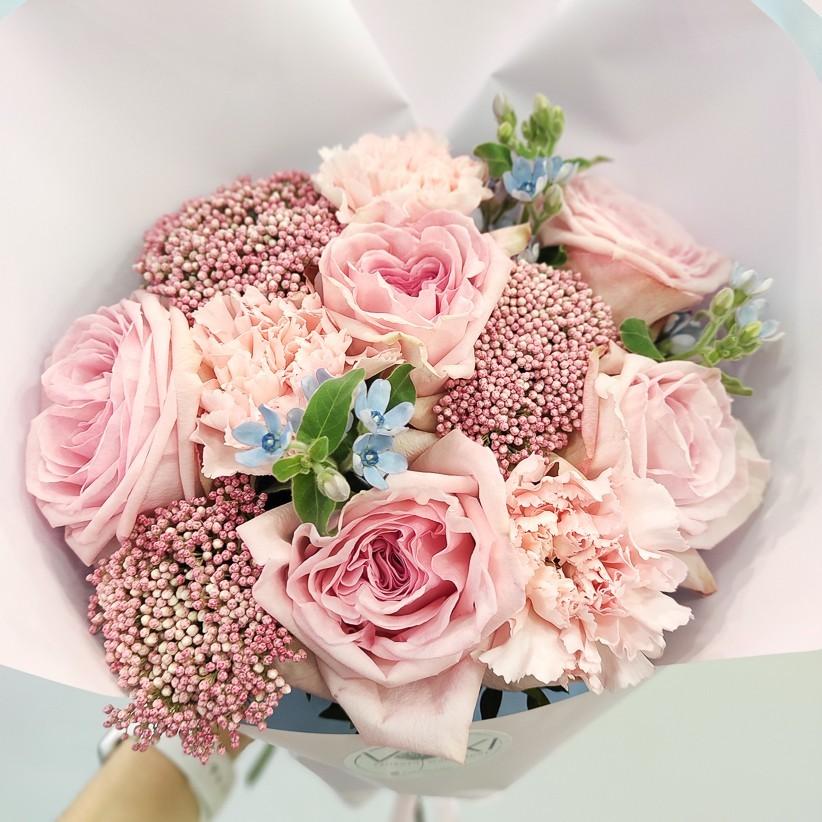 img 20210126 091734 - Букет цветов № 133