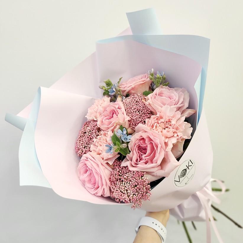 img 20210126 091748 - Букет цветов № 133