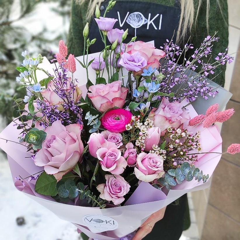9c131966 18cd 43c3 8114 b8523e097161 - Букет цветов № 138