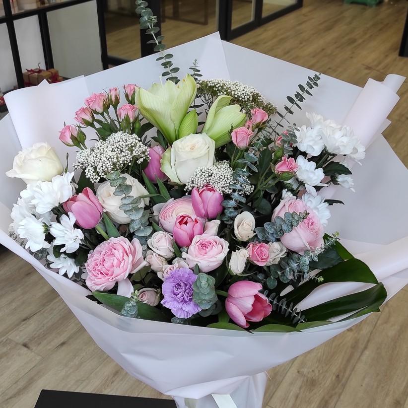 img 20210320 133821 2 - Букет квітів №147