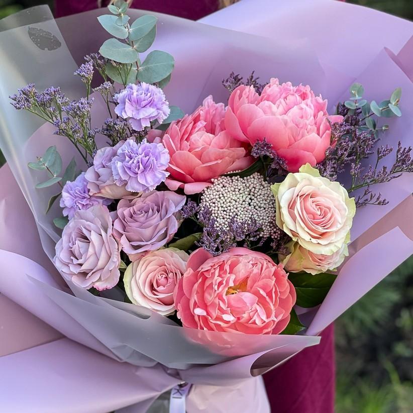 img 2895 - Букет квітів № 151