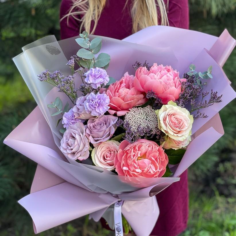 img 2896 - Букет квітів № 151