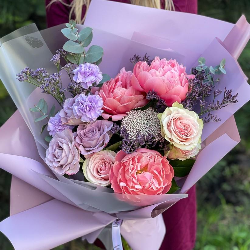 img 2898 1 - Букет квітів № 151