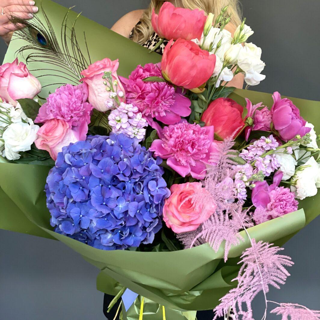 Букет цветов № 158