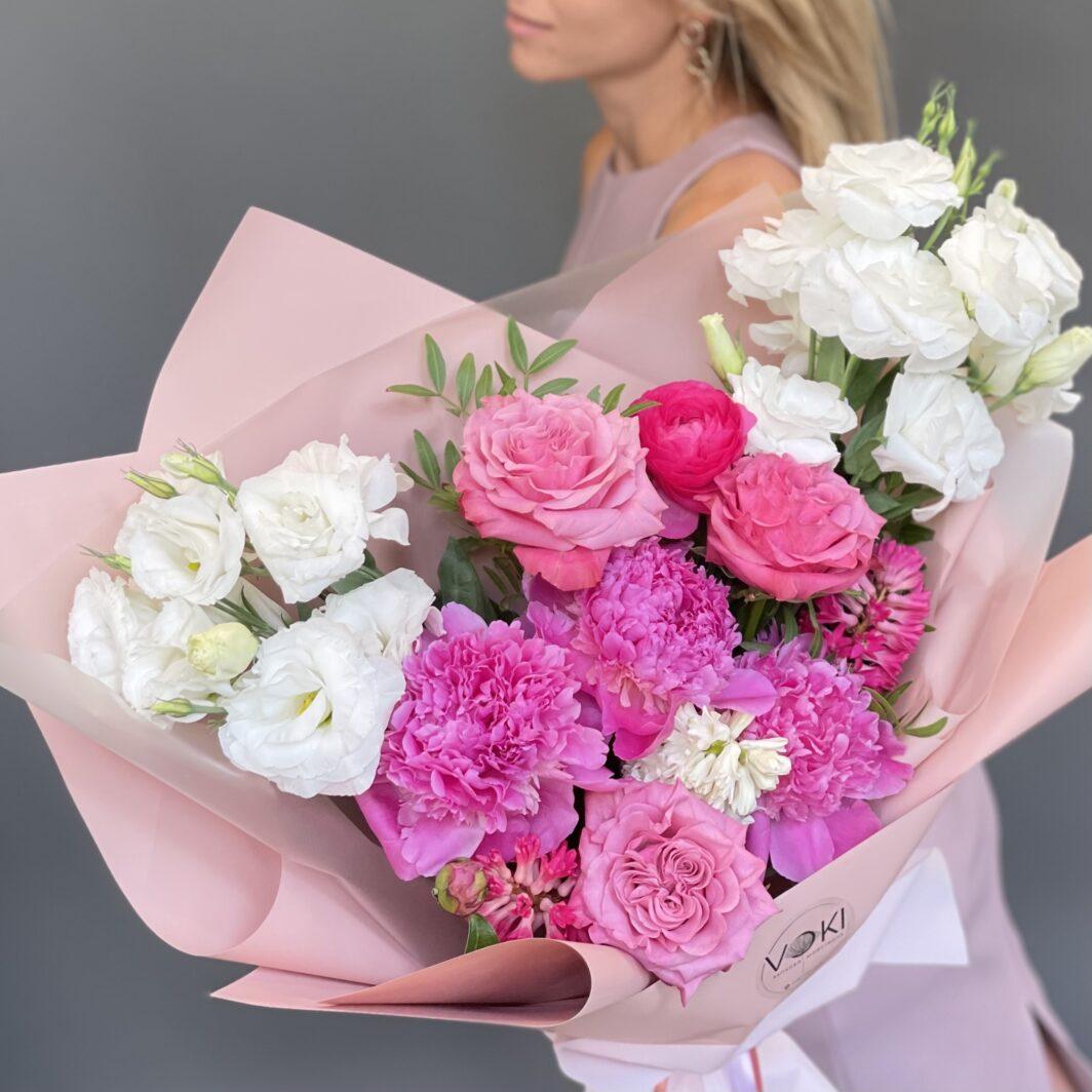 Букет цветов № 156