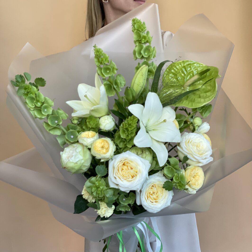 Букет цветов № 160