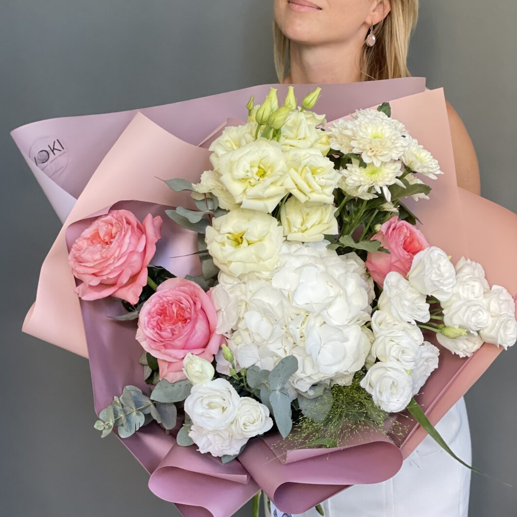 Букет квітів № 162