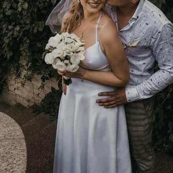 Весільний букет з кал
