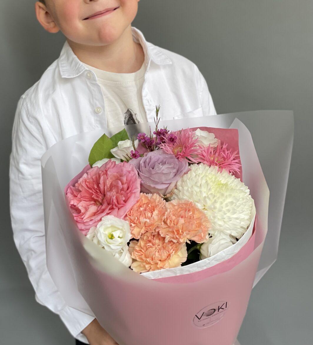 Букет квітів № 163
