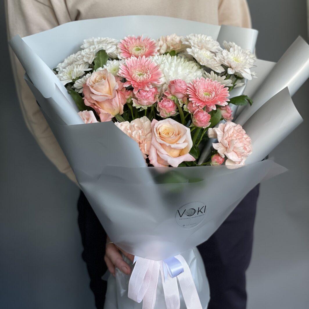 Букет цветов № 166