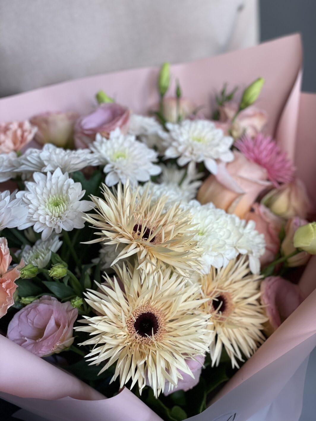 Букет цветов № 167